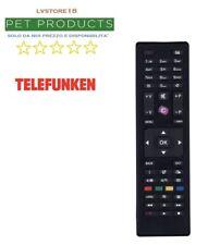 Telecomando per TV Telefunken RC4875 Originale modello 32 40 49 50 55
