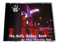 CD: The Kelly Richey Band - Live at the Thirsty Ear (2006, Sweet Lucy) Hey Joe