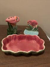 Flamingo Bathroom Ceramic Accesories