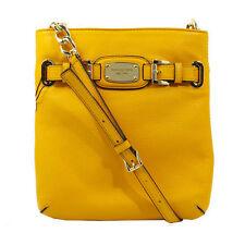 Michael Kors Bag 35F2GHMC3L MK Hamilton Large Crossbody Leather Sun #COD Paypal