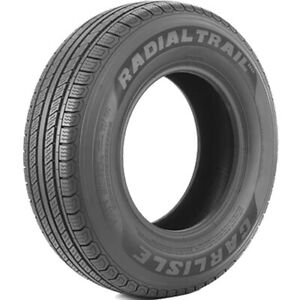 Tire Carlisle Radial Trail HD ST 205/75R14 105M D 8 Ply Trailer