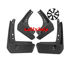 For 2018-2020 Hyundai Accent 4pcs Plastic Mud Flap Flaps Splash Guards Mudguards (Fits: Hyundai Accent)