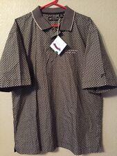 NWT Vintage 90's Reebok Club Collection UNLV Golf Polo Shirt Men's Size Lg NWT