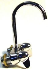 CLAWFOOT TUB FAUCET with Code Goose neck Spout