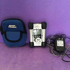 Archos Jukebox Recorder 20 Gb Portable Mp3.with Case and Ac Adaptor Bundled
