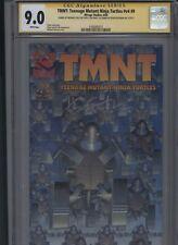 TMNT: Teenage Mutant Ninja Turtles #v4 #9 CGC 9.0 SS Eastman 2002 MIRAGE STUDIOS