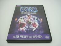 Doctor Who Jon Pertwee Years 1970-74 The Curse of Peladon DVD Story #61