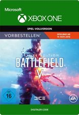 Xbox One - Battlefield V Deluxe Edition Spiel Key BF 5 Digital Download Code EU