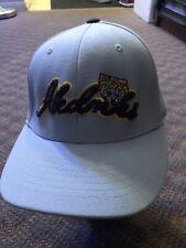 Vintage Year 2000 Sky Blue Akademiks Script Flex Fit Hat Size L/xl