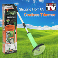 Grass Tree Stainless Steel Eater Trimmer Cutter Mower Cordless Lawn Garden Tool