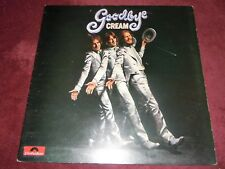Cream Goodbye Cream Eric Clapton Orig.1969 UK 1st press Polydor A/3 B/3  EX+