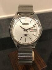 Rare Citizen 21 Jewels Automatic Self Winding Gents Watch