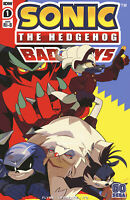 Sonic The Hedgehog Bad Guys #1 (Of 4) 1:25 Variant Curry (2020 Idw Publishing)