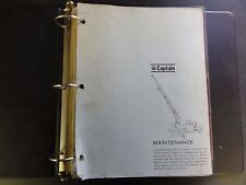 Captain Truck Cranes Manual