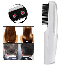 Electric Vibration Comb Hair Regrowth Growth Brush Anti Hair Loss Laser Device