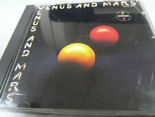 Wings ‎–  Venus And Mars  1975  1ST  VERY  RARE  JAPAN  CP-32  PRESS  TOP  CD