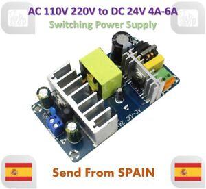 AC-DC AC/DC AC 85-265V 110V 220V to DC 24V 4A-6A 100W Switching Power Supply