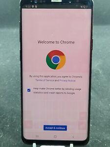 Samsung Galaxy S9+ G965U - 128GB - Black (Unlocked) See Description