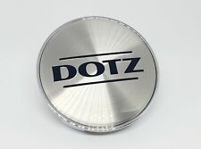 ZT2220 Dotz gebürstet Nabenkappen Felgendeckel 68  mm 1 St.