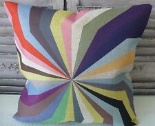 To the Point linen blend cushion cover 45 x 45 cms