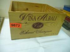 9672. Alte Holzkiste Holz Kiste Aufbewahrung