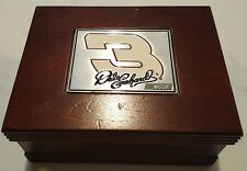 AUTHENTIC NASCAR DALE EARNHART JEWELRY BOX