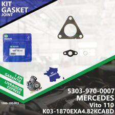 Gasket Kit Joint Turbo MERCEDES Vito 110 5303-970-0007 K03 OM601D23LA Melett-033