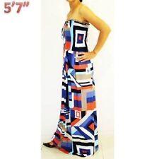 Regular Size Polyester/Spandex Prom Dresses for Women