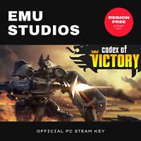 Codex of Victory (PC) Steam Key Region Free