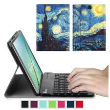 For Samsung Galaxy Tab S2 8.0 SM-T710 2015 Bluetooth Keyboard Slim Case Cover