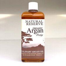 Culinaire huile d'argan 110 ml/3.72 FL OZ (environ 110.01 ml) - Organic grillé Pour Manger & Santé