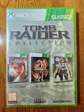 Tomb Raider Collection Xbox 360 New & Sealed PAL Legend Anniversary Underworld