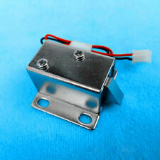 New DC 12V Cabinet Door Lock Electric Lock Assembly Solenoid