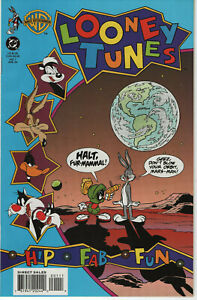 Looney'Tunes #1 1994 DC Comics Cancelled Recalled Banned Pepe Le Pew Cover 9 NM