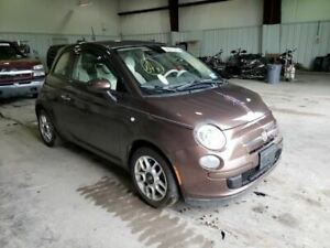 Air Cleaner 2 Door 1.4L Without Turbo Fits 12-17 FIAT 500 1742135