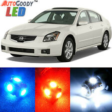 15 x Premium Xenon White LED Lights Interior Package for Nissan Maxima 2004-2008