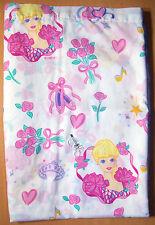 1995 Barbie Ballerina Full Flat Sheet - Bedding - Fabric - VGC