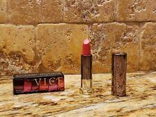 "URBAN DECAY~VICE Lipstick ""TRYST"" Cream (0.11oz Full Size) *BRAND NEW IN BOX*"
