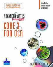 Level Maths Essentials Core 3 for OCR by Kathryn Scott, Janet Crawshaw (Mixed...
