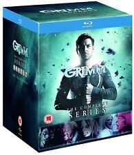 GRIMM 1-6 2011-2017: COMPLETE Action Drama TV Season Series - NEW BLU-RAY UK