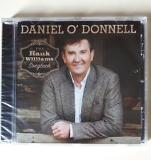 Daniel O'Donnell CD The Hank Williams Songbook NEW Irish country