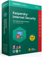 Kaspersky Internet Security - 2020 version - Windows   Mac   Mobile - 12 months