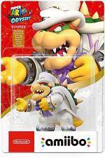 Amiibo  Bowser Wedding Outfit (Super Mario Odyssey) Brand New - Region Free