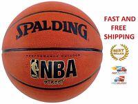 Basketball Spalding NBA Street Official Size 7 Outdoor Indoor Game Rubber Ball