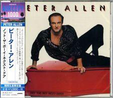 PETER ALLEN-NOT THE BOY NEXT DOOR-JAPAN CD Ltd/Ed B63