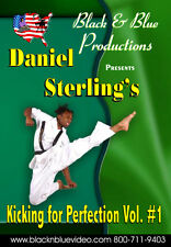 Daniel Sterling's Kicking for Perfection Volume 1 Instructional DVD