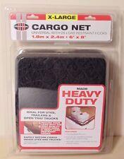 Aunger XL Heavy Duty Cargo Net 1.8x2.4M 6'x8' for Trailer Ute Truck Utility 4WD