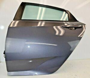 2016-2020 Honda Civic Sedan OE Rear Left Side Door Assembly Window Paint NH797M