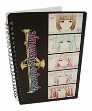 *NEW* Rosario+Vampire: Group Notebook by GE Animation