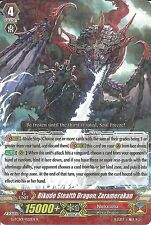 CARDFIGHT VANGUARD CARD: RIKUDO STEALTH DRAGON, ZARAMERAKAN G-TCB01/022EN R RARE